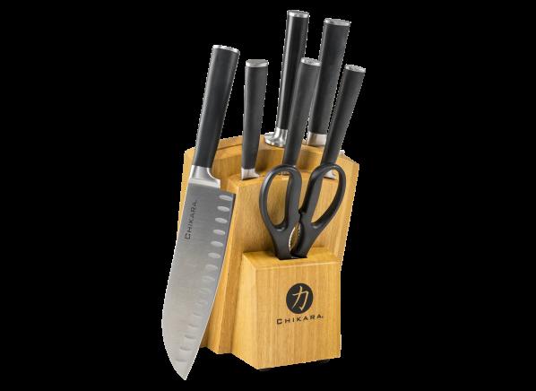 Ginsu Chikara kitchen knife