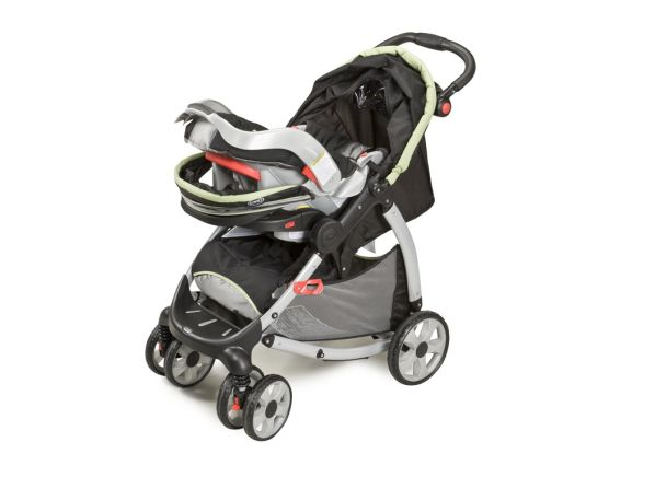 Graco Stylus Stroller Summary Information From Consumer Reports