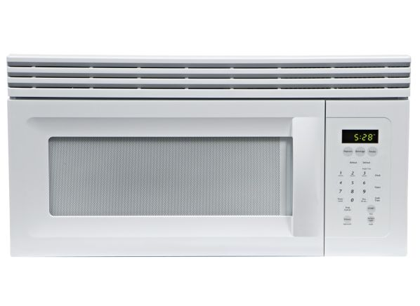Frigidaire Mwv150k W Microwave Oven Consumer Reports