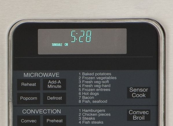 Best Over The Range Microwave Consumer Reports >> Viking VMOR205[SS] microwave oven - Consumer Reports