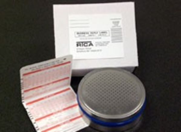 RTCA 4 Pass Charcoal Canister radon test kit - Consumer ...