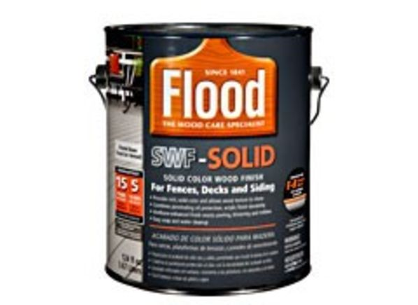 Flood SWF-SOLID Solid Wood Stain