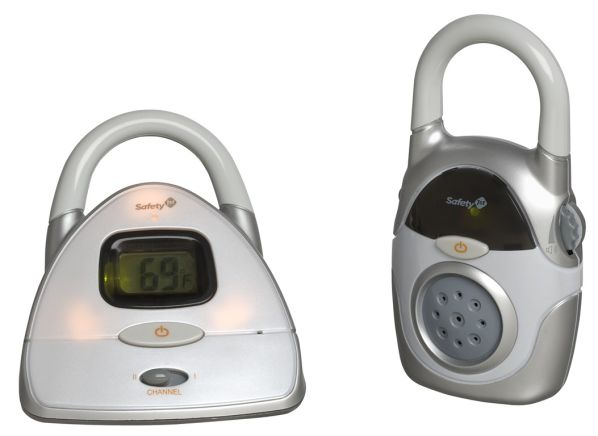 Safety 1st Glow & Go 08022 baby monitor