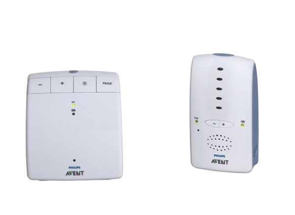 Philips Avent DECT SCD510 baby monitor