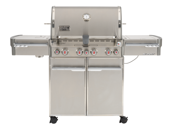 Weber Summit S-470 grill