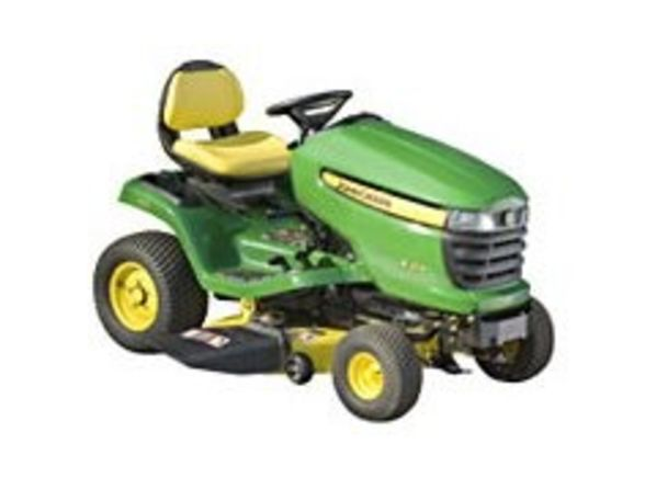 John Deere X304 riding lawn mower & tractor