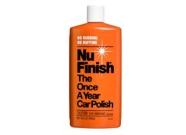 Nu Finish NF-76 car wax