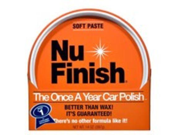 Nu Finish NFP-80 car wax