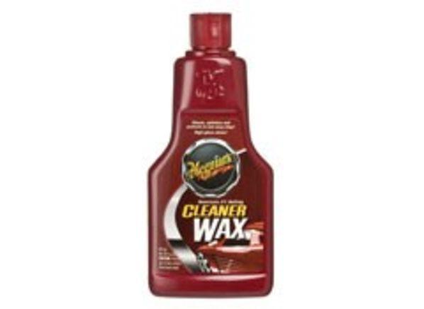 Meguiar's Cleaner Wax A1216
