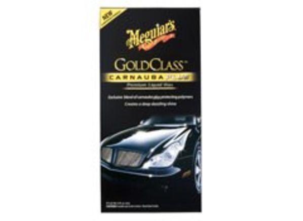 Meguiar's Gold Class Carnauba Plus G7016 car wax