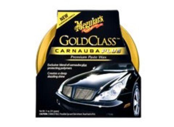 Meguiar's Gold Class Carnauba Plus G7014J car wax