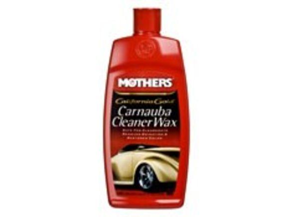 Mothers California Gold Carnauba Cleaner Wax 05701