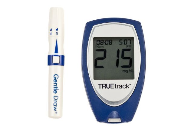 TRUEtrack Blood Glucose Monitoring System - Consumer Reports