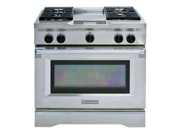 KitchenAid KDRU763VSS range - Consumer Reports