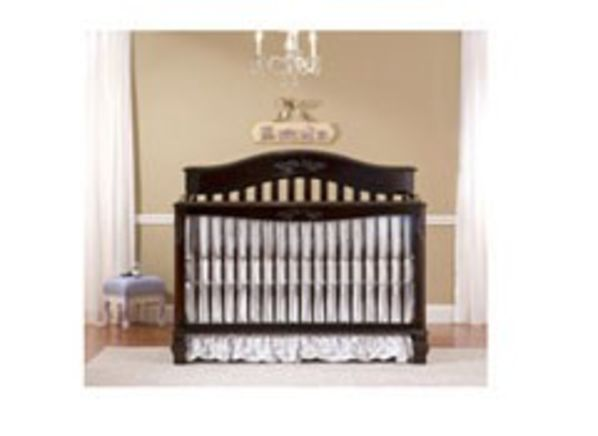 Bellini Mercedes crib