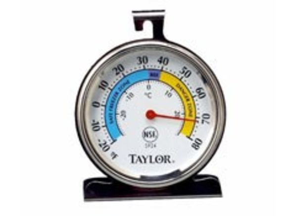 Taylor Classic 5924 refrigerator thermometer