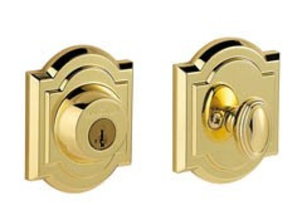 Baldwin Prestige 380 door lock