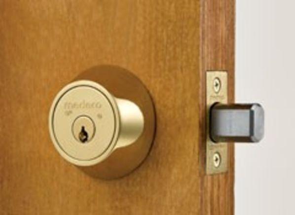 Medeco Maxum 11*603 door lock - Consumer Reports