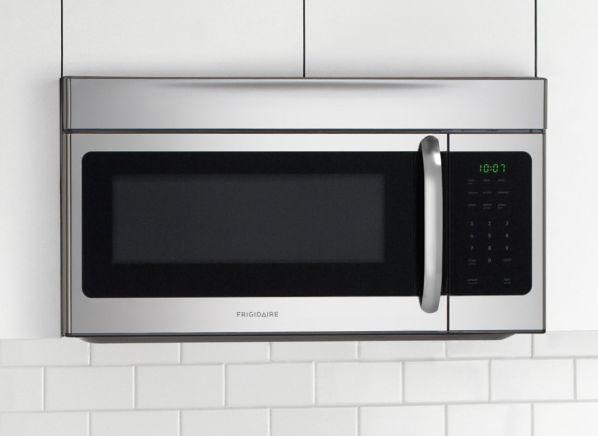 Frigidaire Ffmv164l Microwave Oven Consumer Reports