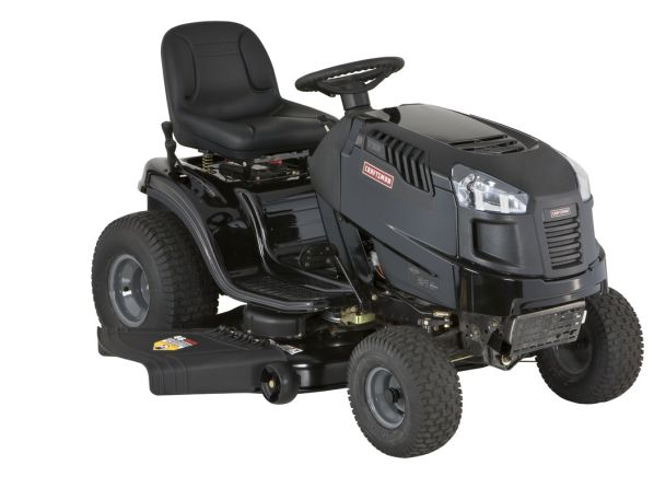 Craftsman 27374 riding lawn mower & tractor - Consumer Reports