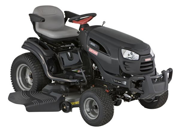 Craftsman 20403 riding lawn mower & tractor - Consumer Reports