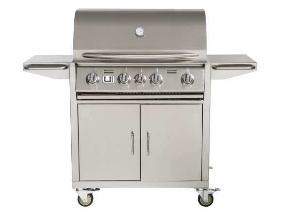 Urban Islands 4-Burner by Bull (Costco) grill