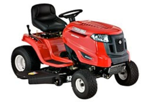 Troy-Bilt Bronco riding lawn mower & tractor - Consumer Reports