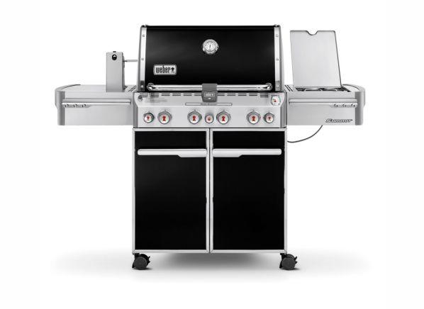 Weber Summit E-470 grill