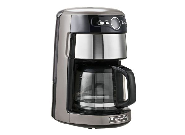 KitchenAid KCM222CS coffee maker - Consumer Reports