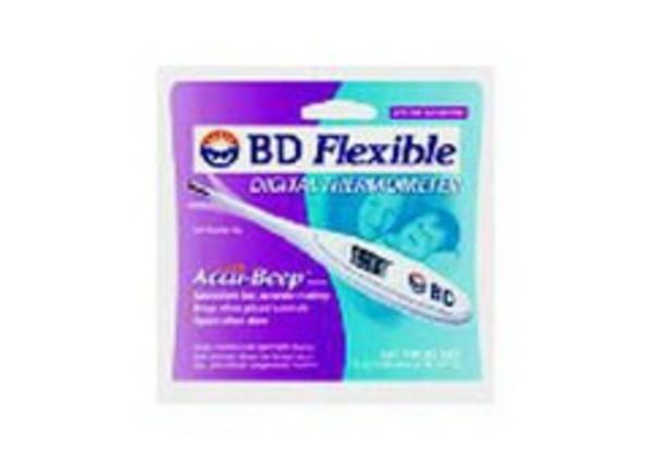 BD Flexible Digital 524034 thermometer