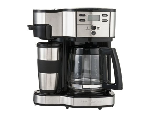 Hamilton Beach The Scoop 2 Way Brewer 49980z Coffee Maker Consumer
