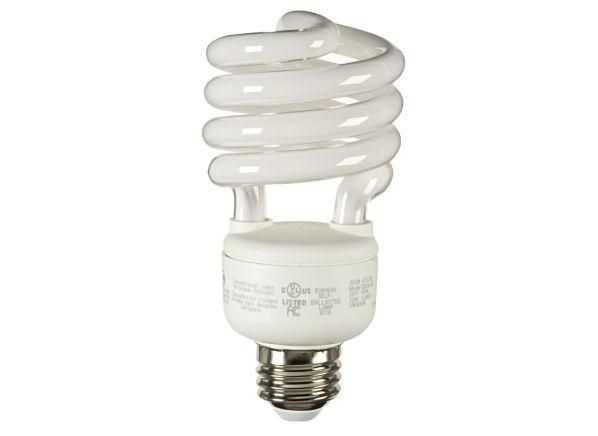 EcoSmart 100W Soft White CFL (Home Depot) lightbulb