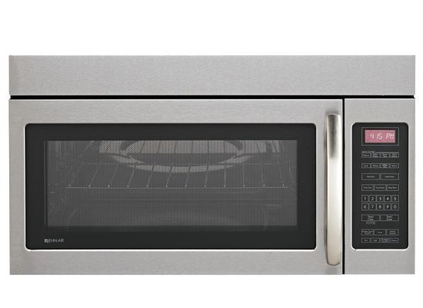 Jenn Air Microwave >> Jenn Air Jmv8208ws Microwave Oven Consumer Reports