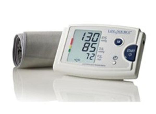 LifeSource UA-787EJ blood pressure monitor