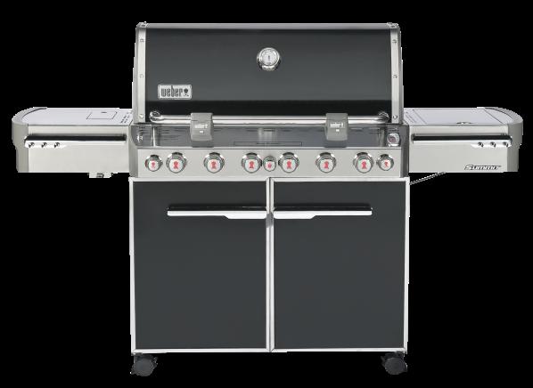 Weber Summit E-670 grill