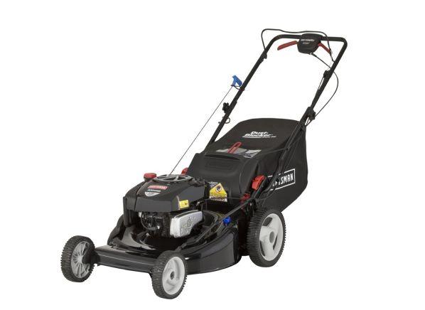 Craftsman 37092 gas mower - Consumer Reports