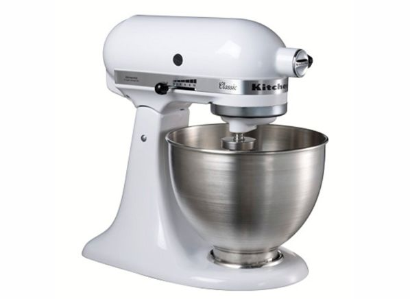 KitchenAid Classic (275watt) K45SSWH mixer