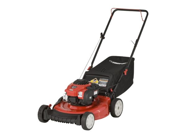 Troy-Bilt TB110 gas mower - Consumer Reports