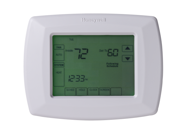 honeywell touchscreen rth8500d thermostat consumer reports. Black Bedroom Furniture Sets. Home Design Ideas