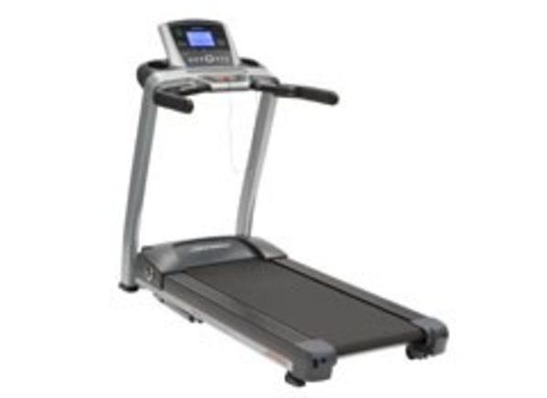 LifeFitness F3 Go treadmill