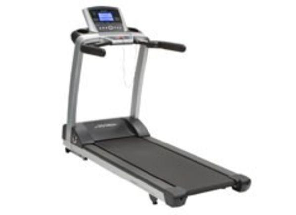 LifeFitness T3 Go treadmill