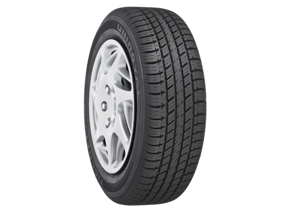 Uniroyal Tiger Paw Touring tire
