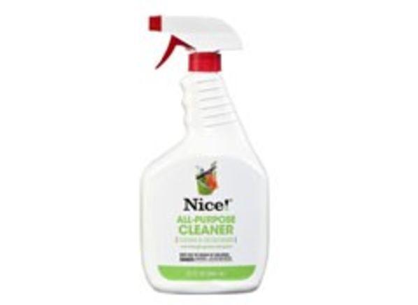 Nice! (Walgreens) All Purpose Cleaner