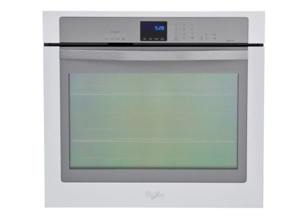 Whirlpool WOS92EC0AH wall oven - Consumer Reports