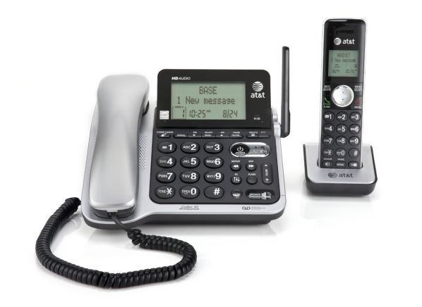 AT&T CL84102 cordless phone