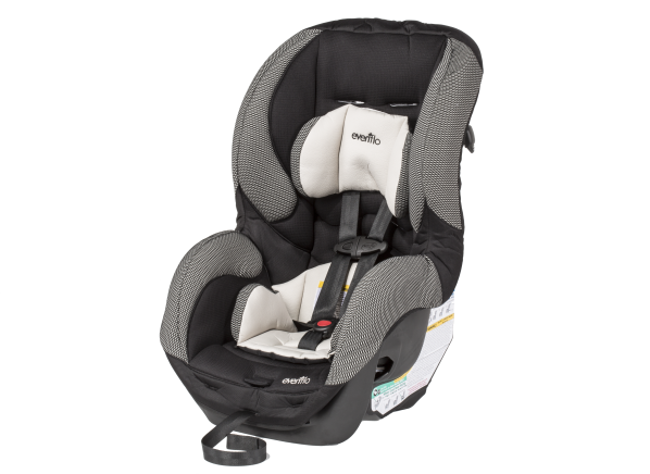 Evenflo Sure Ride Car Seat Summary Information From Consumer Reports