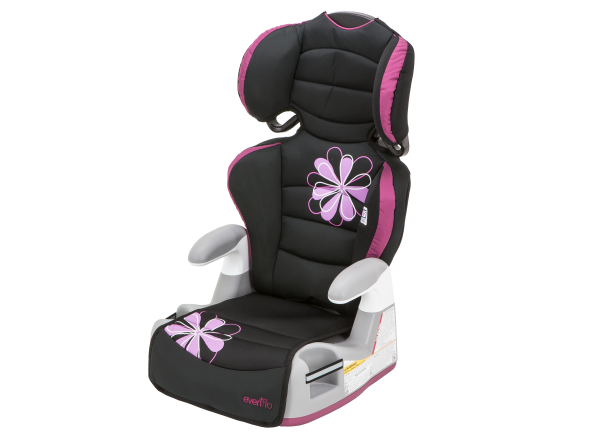 Evenflo Big Kid Amp Highback Car Seat