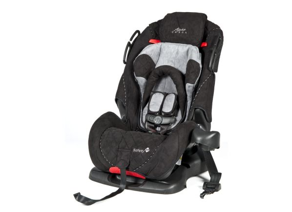 Safety 1st Alpha Omega Car Seat Installation Video Elite Convertible
