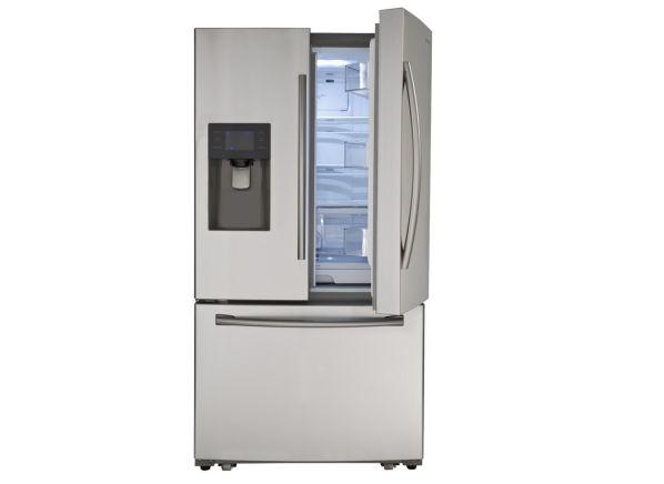 Samsung RF263BEAESR refrigerator - Consumer Reports
