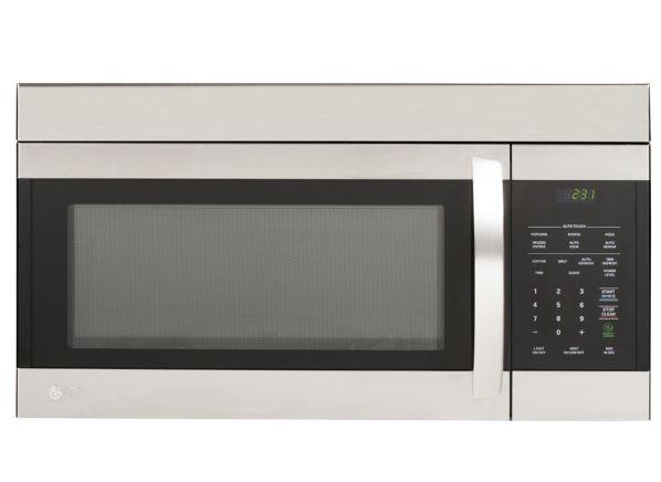 Lg Lmv1683 St Microwave Oven